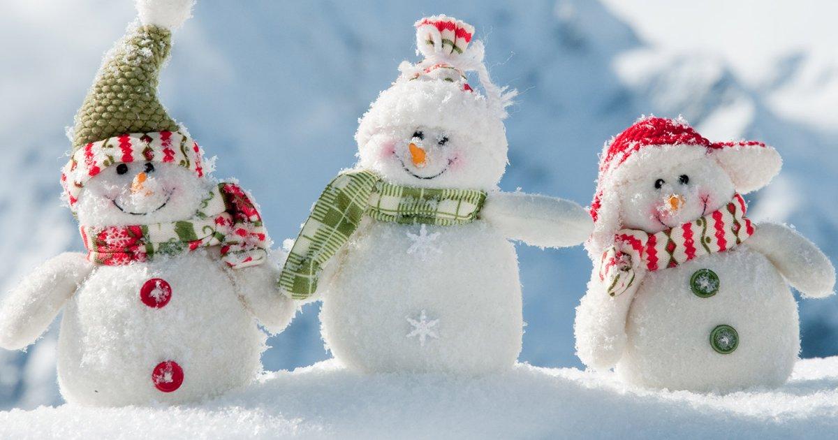 hiver_bonhomme_de_neige_rigolos